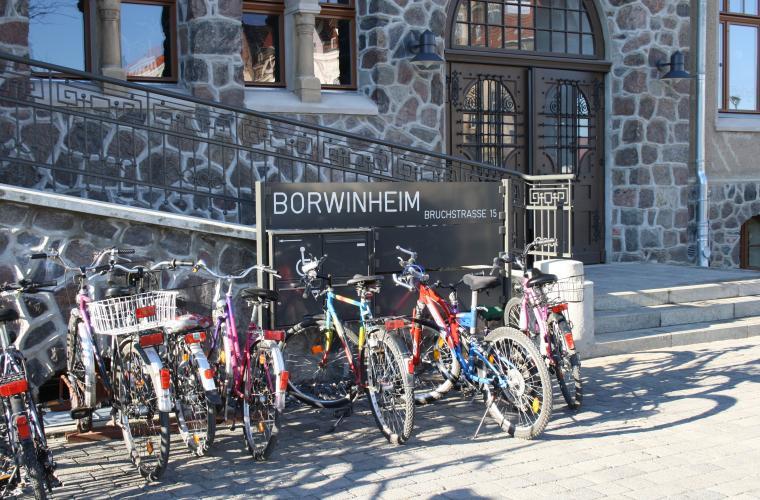 Borwinheim Tagesbegegnung Boot Neustrelitz Diakonie MSE